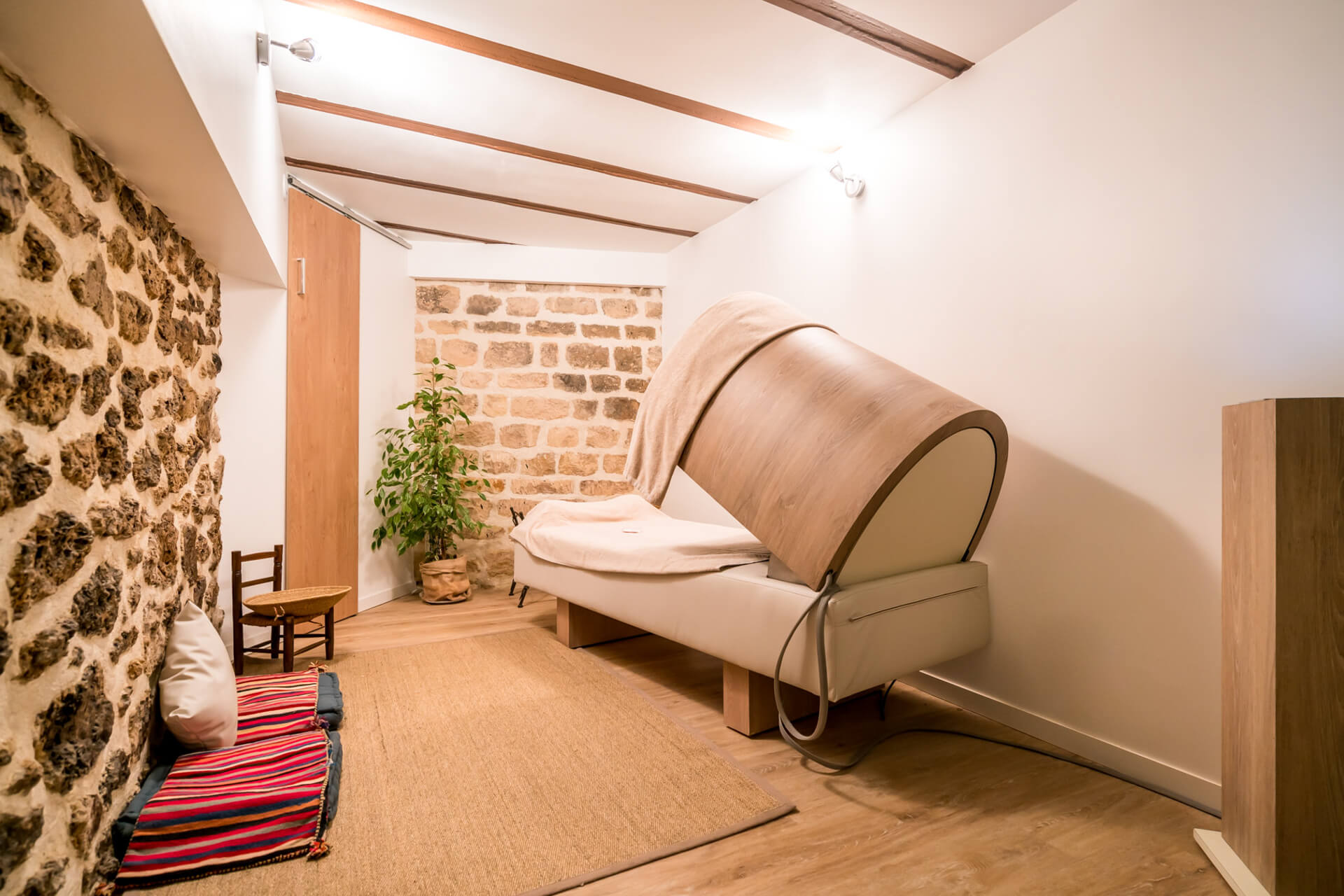 Sauna Japonais Instittut Kobido
